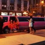Girls pimpin the pink...