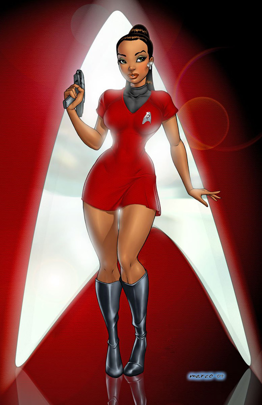 Uhura_by_Dominic_Marco