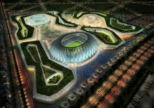Zaha-Hadid-2022-FIFA-World-Cup-Stadium-Qatar-Fireball_Tim