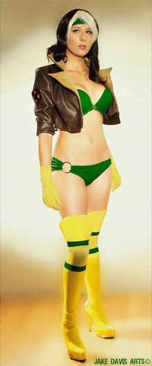 Cosplay Rogue-Fireball_Tim