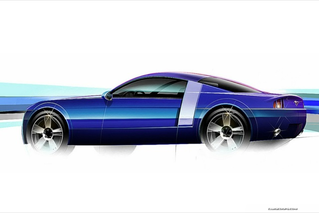 FORD Classic Concepts are today's awesomeness… #mustang ...
