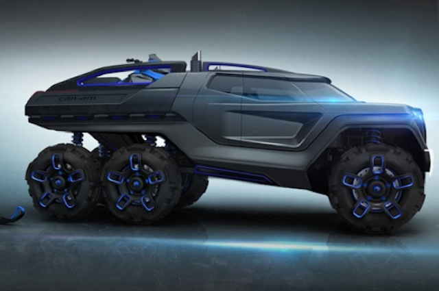 4x4 Concept Vehicles submited images.