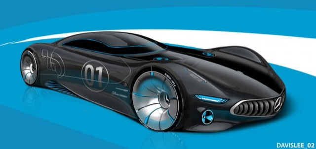 Mercedes-Benz-AMG-Gran-Turismo-Concept-Design-Sketch-by-Davis-Lee1