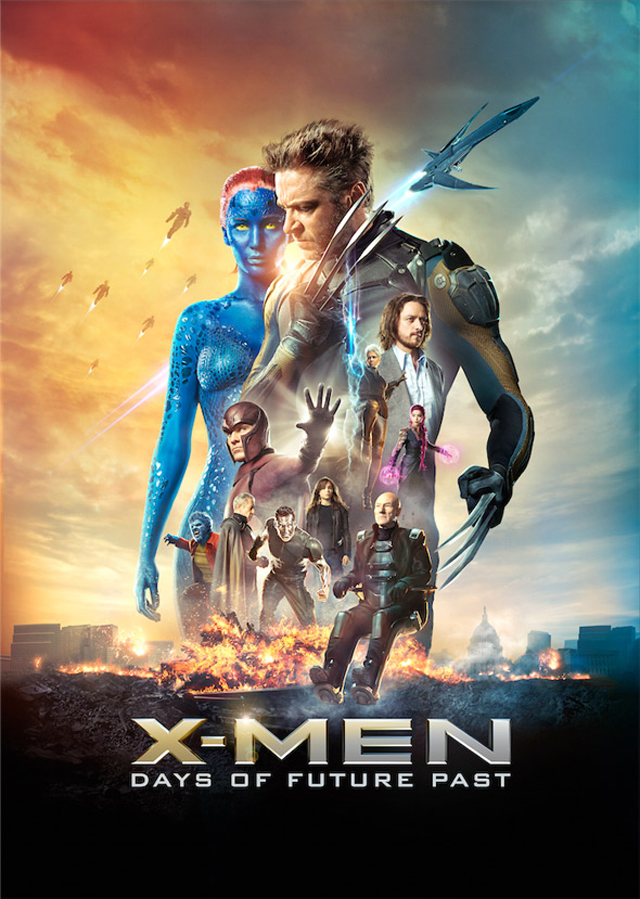 Download X-Men: Days of Future Past Full Movie