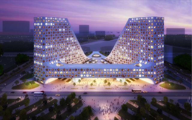 JDS-architects-qingdao-open-hand-china-designboom-01