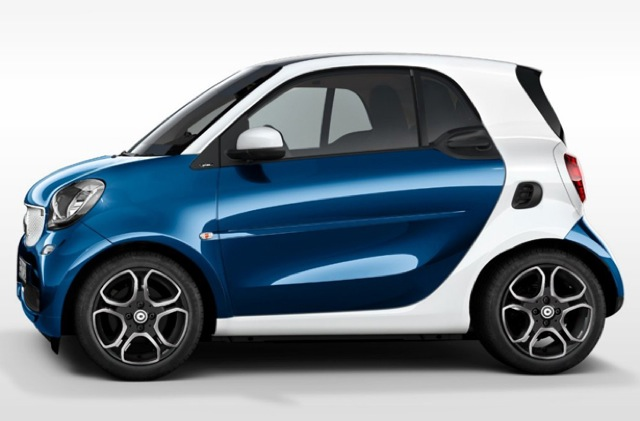Driving the future today 39 s best designs from smartcar for Honda smart car
