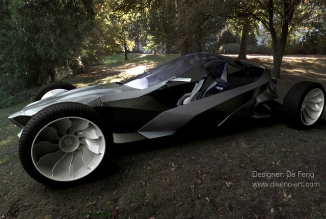 Driving The Future Today S Best Designs Rv Bmw Hotrod
