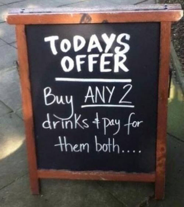 Funny todays-offer